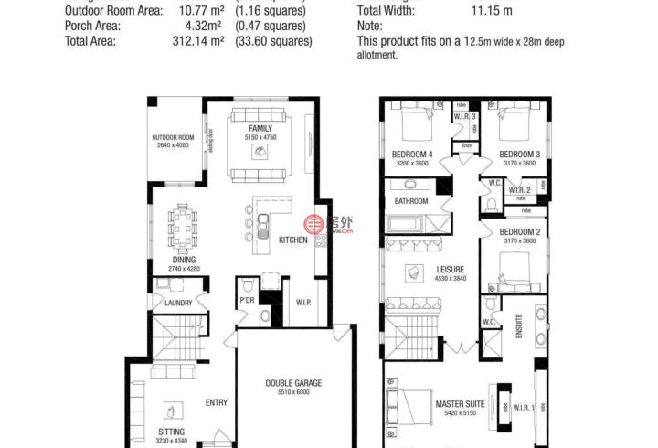 澳大利亚维多利亚州墨尔本的房产,Wyndham Vale,编号54584756