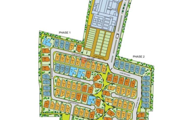柬埔寨干丹Kandal的土地,21A, Svay Rolum Commune,编号51804748