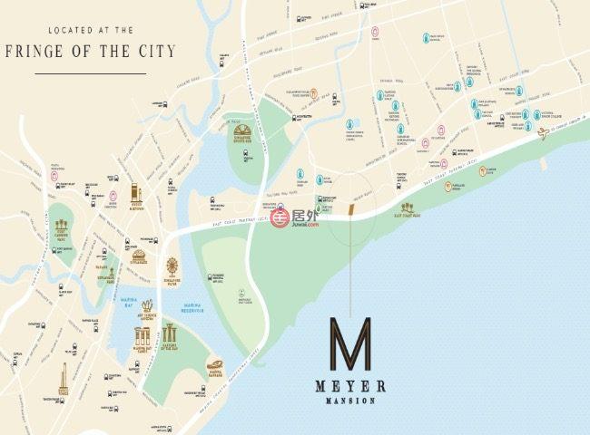 新加坡SingaporeSingapore的公寓,Meyer Mansion,编号60011902
