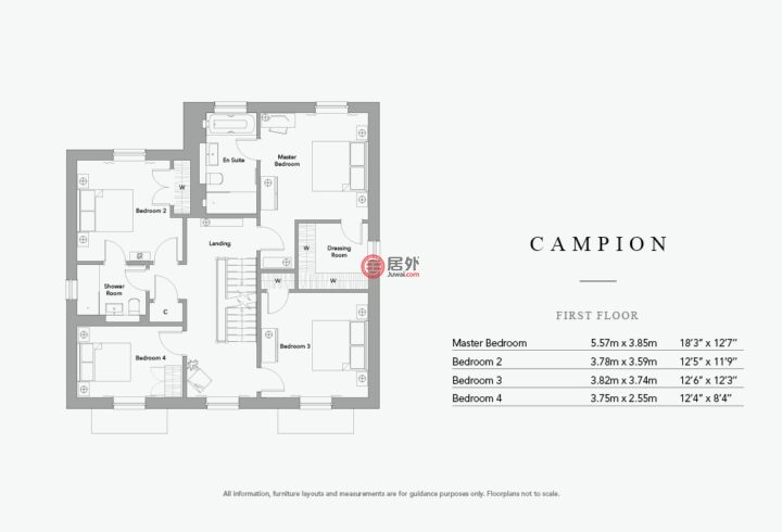 英国英格兰Winchester的独栋别墅,编号59379424