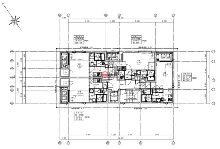 日本Tōkyō-toKōtō-ku的商业地产,2-14-5,编号57299350