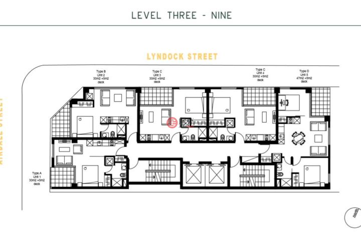 新西兰AucklandAuckland的新建房产,8 Lyndoch Street,编号48008618