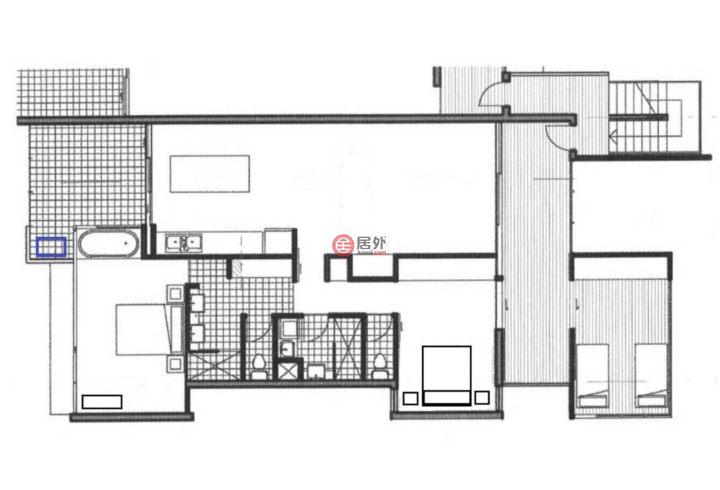 澳大利亚昆士兰Townsville City的房产,Unit 3303/146 Sooning Street,编号52610330