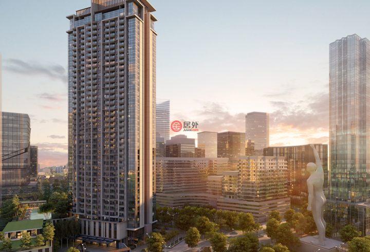 菲律宾National Capital Region帕西格的新建房产,编号58930674