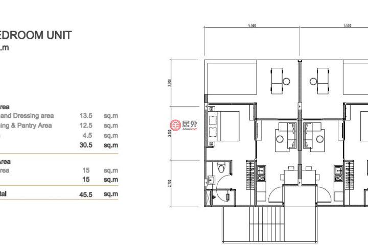 泰国普吉府普吉的新建房产,编号48683867