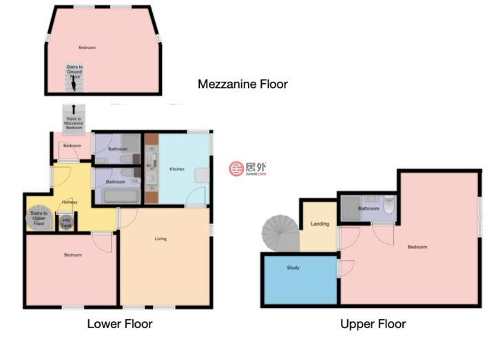 英国英格兰达勒姆的公寓,Finney Court,编号59953066