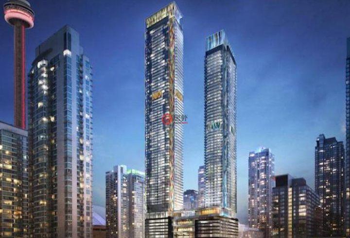 加拿大安大略省多伦多3卧2卫新开发的房产,编号28515