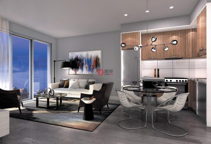 加拿大安大略省多伦多的公寓,编号60835468