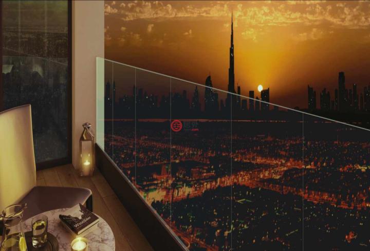 阿联酋迪拜迪拜的新建房产,编号58279540