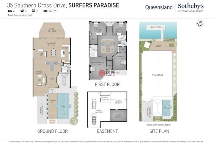 澳大利亚昆士兰Gold Coast的土地,35 Southern Cross Drive,编号56766511