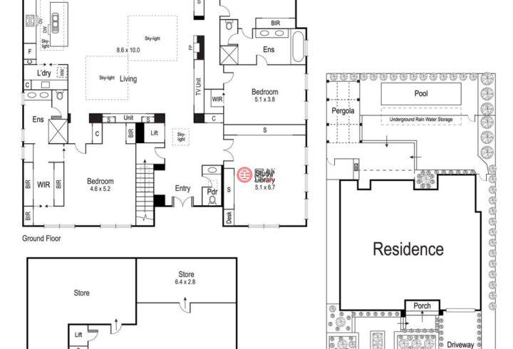 澳大利亚维多利亚州Toorak的房产,编号47844646