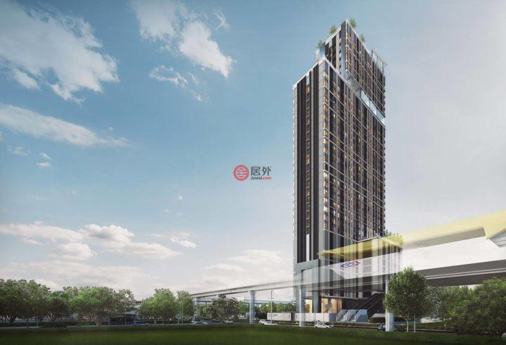 泰国北榄府Mueang Samut Prakan的新建房产,编号58279567