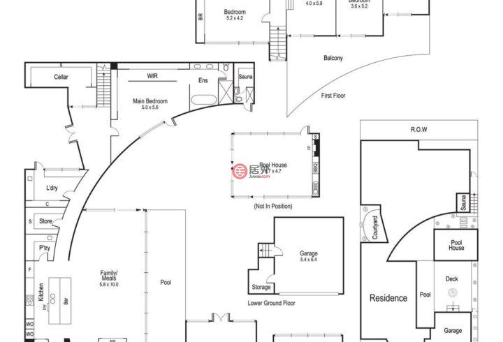 澳大利亚维多利亚州Kew的房产,52a Molesworth Street,编号51541880