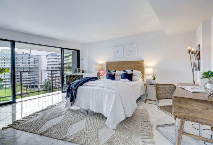 美国哥伦比亚特区华盛顿哥伦比亚特区的房产,2500 Virginia Ave Nw #717,编号54964341