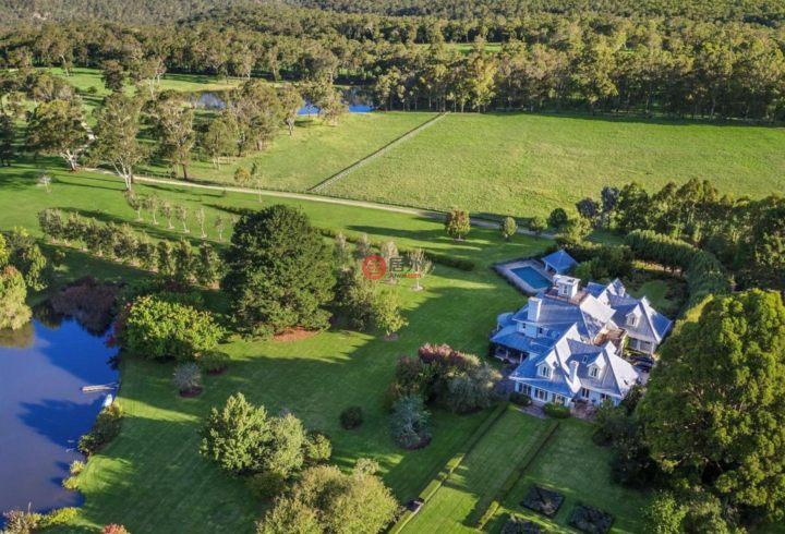 澳大利亚新南威尔士州悉尼的房产,Wattle Ridge Road,编号57213339