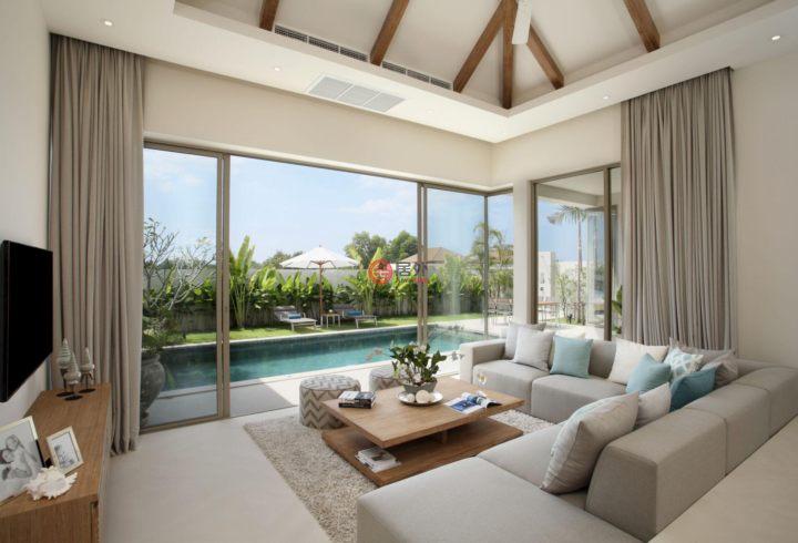泰国普吉府塔朗的新建房产,编号58278773