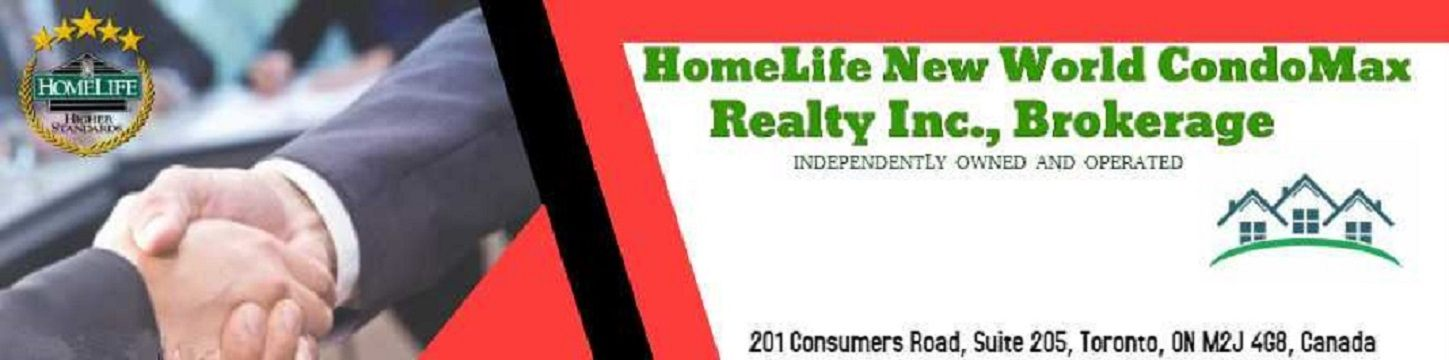 Homelife New World Condomax Realty